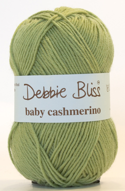 Debbie Bliss Baby Cashmerino 002 Apple